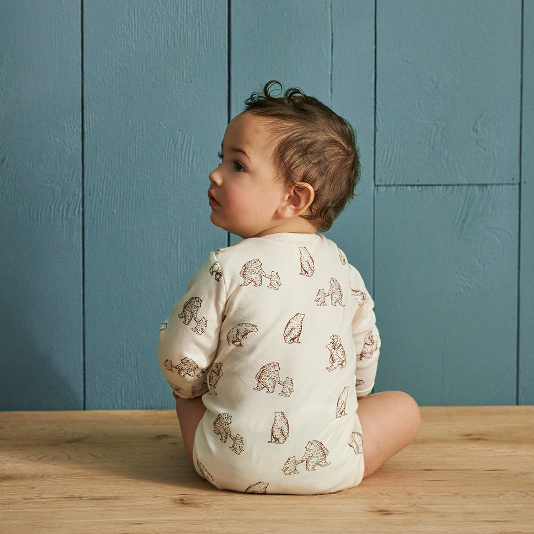 932aa91a6 If you're looking for adorable and affordable, Touched By Nature is a great  source for organic baby clothing. They have a wide selection of colorful,  ...